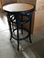FURNITURE ORIGINS RATTAN COUNTER HEIGHT BISTRO TABLE