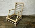 CENTURY FURNITURE UNFINISHED BISCAYNE CHAIR FRAME