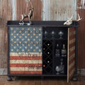 PULASKI FURNITURE ERIC CHURCH BANNER BAR CABINET