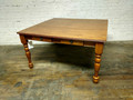 RIVERSIDE FURNITURE PLANTATION KEY RECTANGLE TO SQUARE DINING TABLE