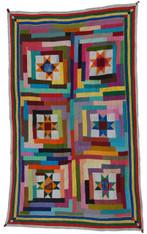 "Handmade Ralli Quilt 4 India (50"" x 81"")"