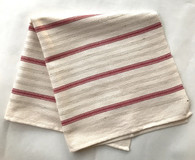 "Handwoven Cotton Hand Towel 2 Hungary (21"" x 22"")"