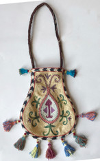 "Uzbekistan Traditional Pouch A (6"" x 7.5"")"