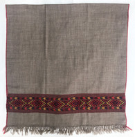 "Handwoven Fine Wool Throw  A India (40"" x 82"")"
