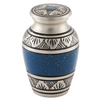 Athens Pewter Blue Keepsake (Small)