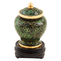 Jade Cloisonne Keepsake (Small)
