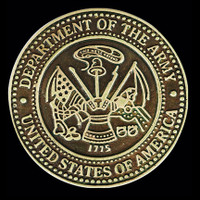 Army Emblem - Apply this emblem to any urn.