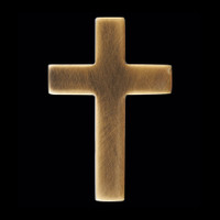 Latin Cross - Apply this emblem to any urn