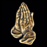 Praying Hands - Apply this emblem to any urn