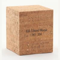 Cork Cube Large
