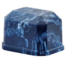 Navy Blue Marble Keepsake