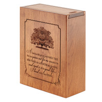 Family Tree Scattering Urn