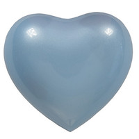 Arielle Heart Light Blue