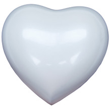 Arielle Heart Ivory