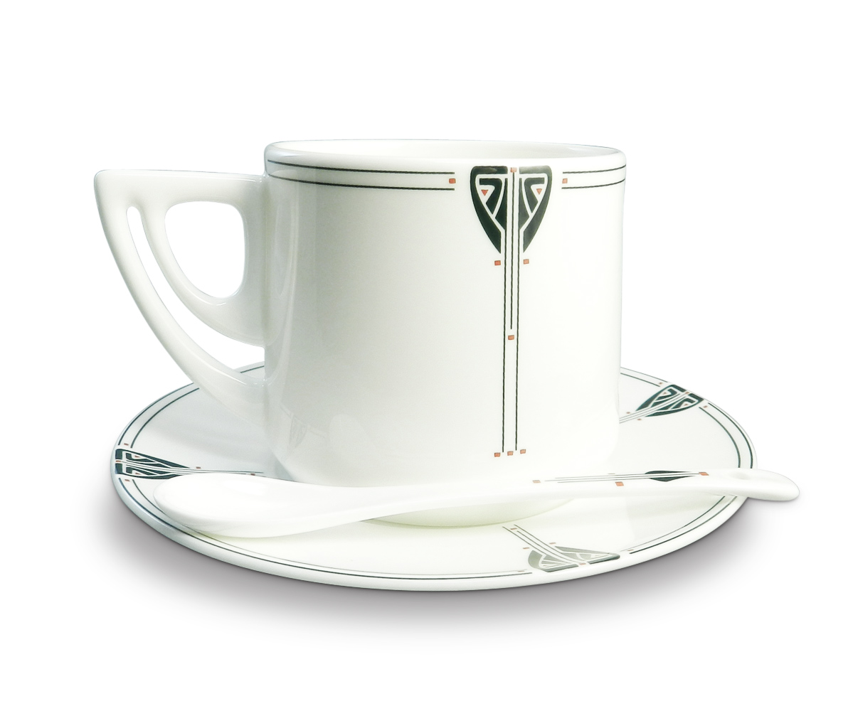 Dard Hunter Bone China