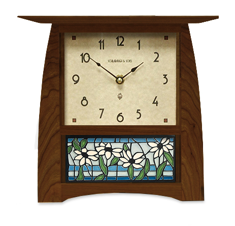 p3-4810-black-eyed-susan-act-84-schlabaugh-clock-craftsman-horizontal.jpg