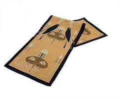 Table Runner with Motawi Songbirds Design
