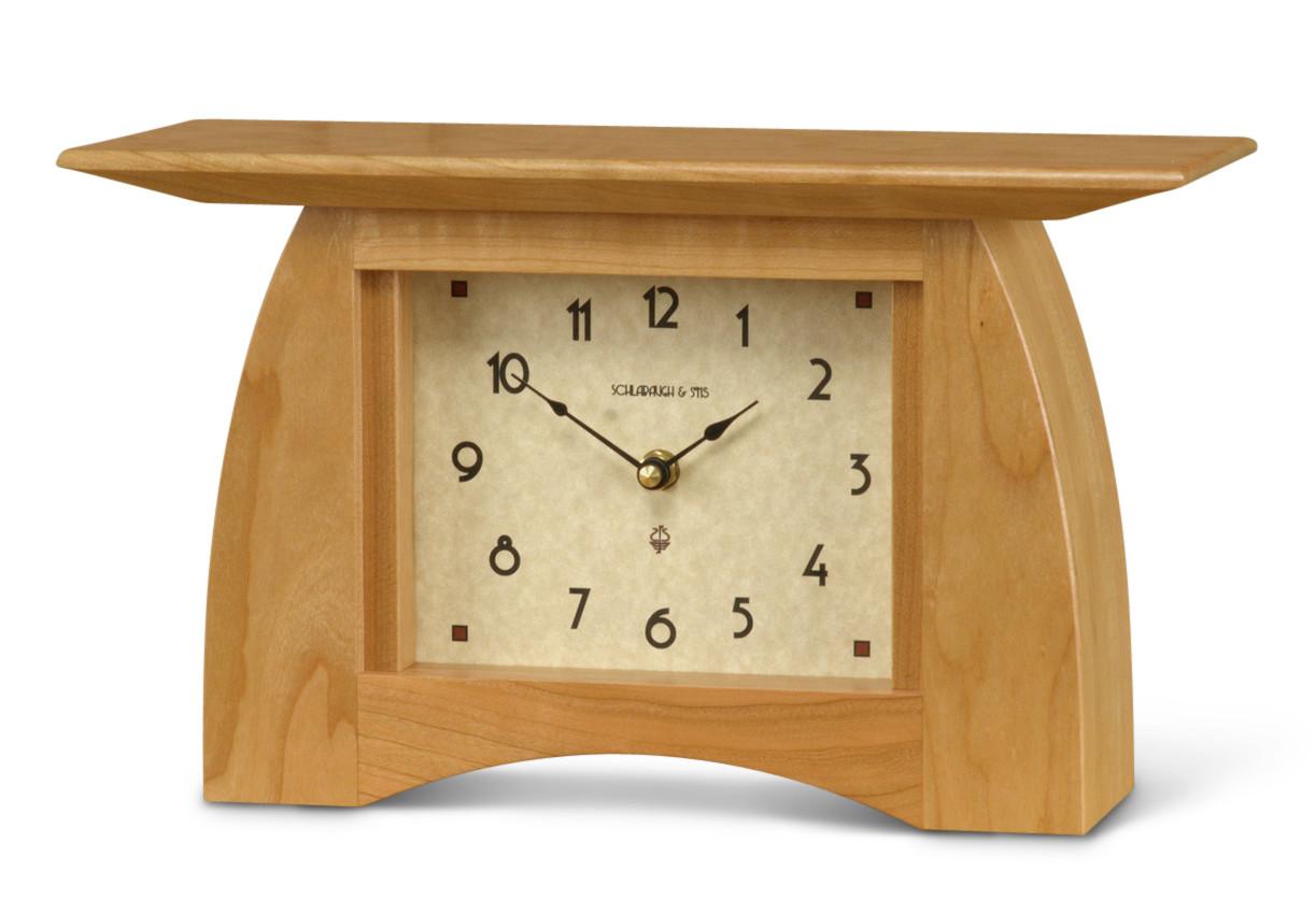 Arts And Craft Style Clocks