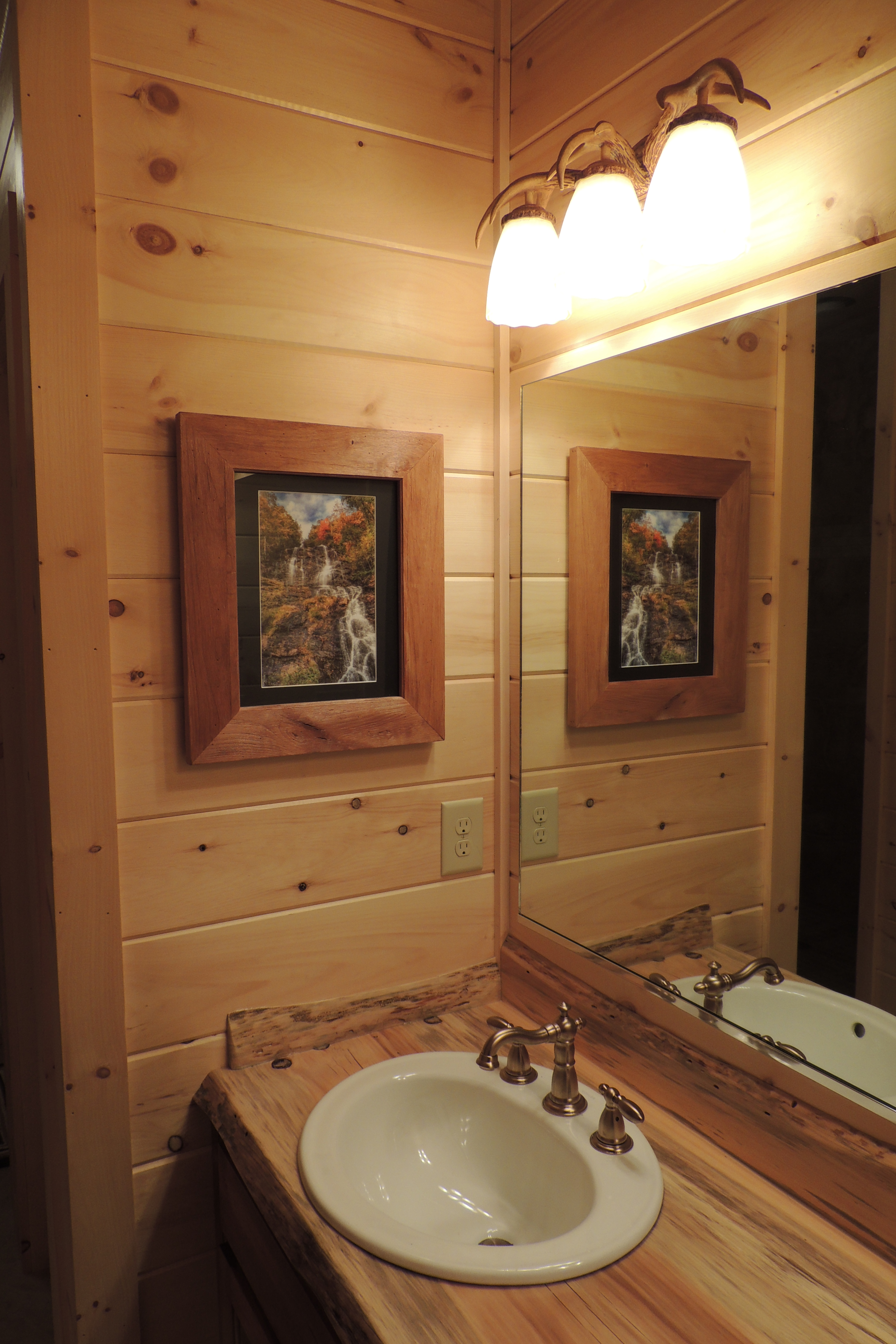 Customer Photos Testimonial Reviews For The World S Only Recessed Medicine Cabinet With A Picture Frame Door And No Mirror