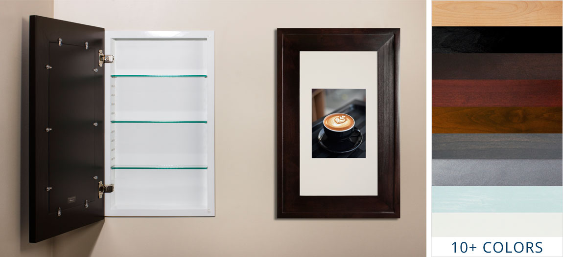 Lovely Recessed Medicine Cabinets
