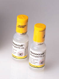 HEMOCUE HEMOCCULT DEVELOPER
