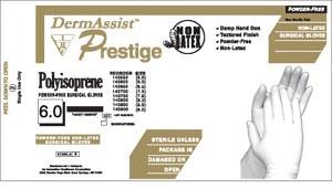 INNOVATIVE PRESTIGE DHD POWDER-FREE LATEX SURGICAL GLOVES