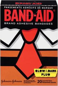 J&J BAND-AID DECORATED ADHESIVE BANDAGES