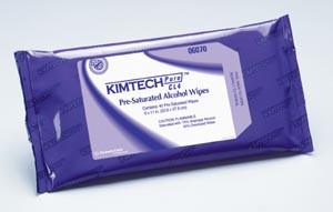KIMBERLY-CLARK ALCOHOL WIPES