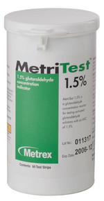METREX METRITEST GLUTARALDEHYDE