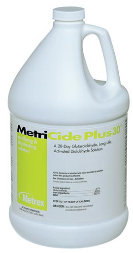 METREX METRICIDE PLUS 30 DISINFECTING SOLUTION