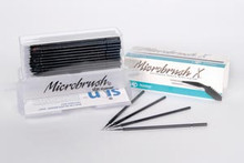 MICROBRUSH X EXTENDED REACH APPLICATORS