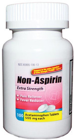 NEW WORLD IMPORTS CAREALL ANALGESIC TABLETS