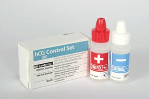 QUIDEL HCG CONTROL SETS