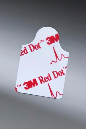 3M RED DOT RESTING MONITORING ELECTRODES