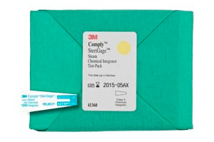 3M COMPLY (STERIGAGE) CHEMICAL INTEGRATORS