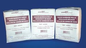AMD MEDICOM VITAL-ROLL GAUZE BANDAGES