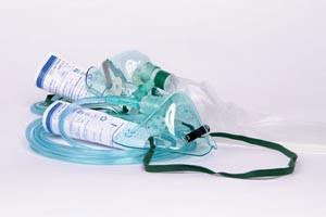 AMSINO AMSURE OXYGEN MASK & TUBING