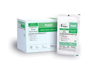 ANSELL GAMMEX NON-LATEX PI SURGICAL GLOVES