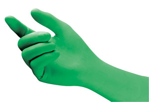 ANSELL GAMMEX NON-LATEX PI MICRO GREEN SURGICAL GLOVES