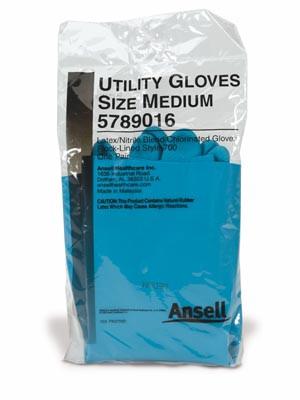 ANSELL LATEX/NITRILE BLEND UTILITY GLOVES