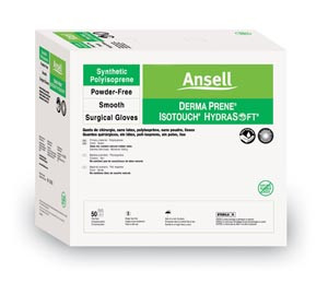 ANSELL MICRO-TOUCH PLUS STERILE SINGLES GLOVES