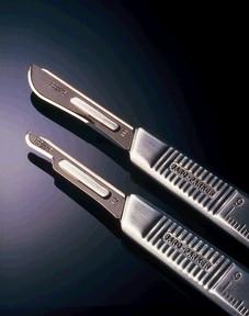 ASPEN BARD-PARKER RIB-BACK CARBON STEEL BLADES