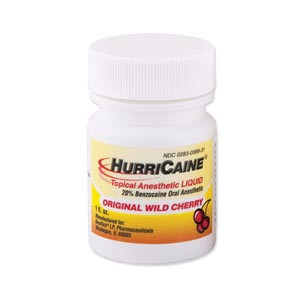 BEUTLICH HURRICAINE TOPICAL ANESTHETIC