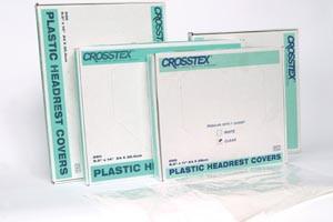 CROSSTEX HEADREST COVER - PLASTIC