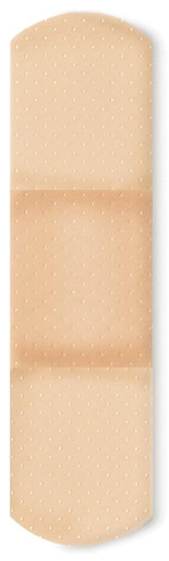 DUKAL NUTRAMAX FIRST AID SHEER ADHESIVE BANDAGES