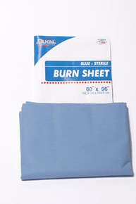 DUKAL BURN SHEET