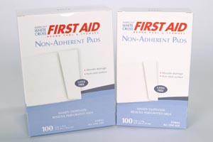 DUKAL NUTRAMAX NON-ADHERENT STERILE PADS