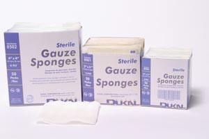 DUKAL BASIC GAUZE SPONGES