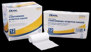 DUKAL BASIC CONFORMING STRETCH GAUZE