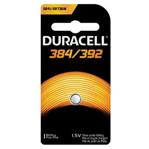 DURACELL MEDICAL ELECTRONIC BATTERY